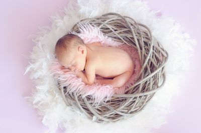 Dorn Therapie bei Babys
